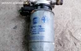 Fiat stilo 1.9 JTD 116 ks kuciste filtera za naftu