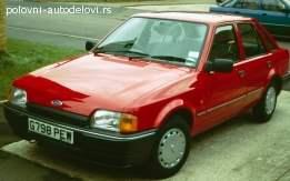 Ford Escort kompletan auto u delovima