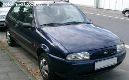 Ford Fiesta kompletan auto u delovima