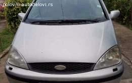 Ford galaxy komplet u delovima 1,9 tdi, 1.8 turbo