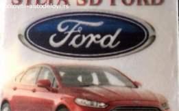 Ford Galaxy u delovima za 2002. god.