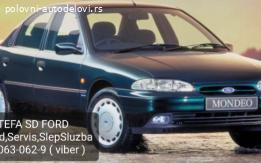 Ford Mondeo Delovi