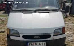 Ford TRANSIT 2.5D delovi