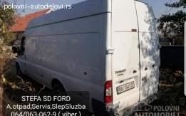 Ford Transit 2000. god Delovi