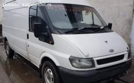 Ford TRANSIT interkuleri