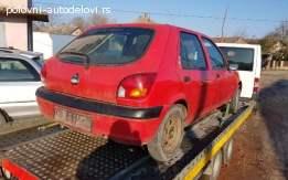 Gepek vrata Ford Fiesta