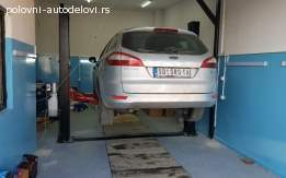 Gepek vrata Ford Mondeo