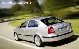 Gepek vrata Škoda Octavia A5