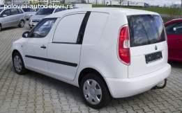 Gepek vrata Škoda Praktik
