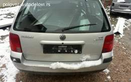 Gepek vrata VW Passat B5.5