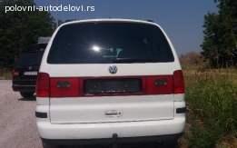 Gepek vrata VW Sharan