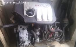 Glava motora Polo 1.4 tdi