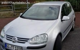 GOLF 5 GLAVE DIZNE TURBINE VRATA TRAP