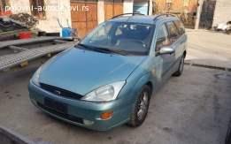 Hauba Ford Focus