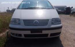 Hauba VW Sharan