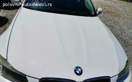 Hauba za BMW e 90 318 Restayling 2011