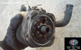 Hladnjak ulja za Alfu 156 2.4JTD