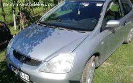 Honda civic EP/EU 2001.-2005. polovni delovi