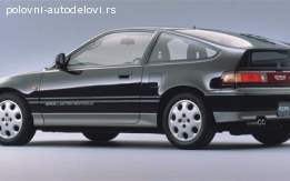 Honda CRX auto u delovima