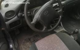 Hyundai Accent (1998) u delovima. . .