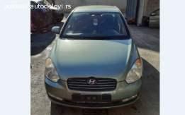 Hyundai Accent 2008 delovi i servis