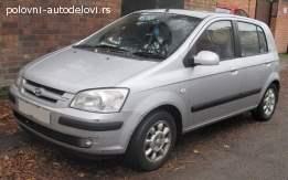 Hyundai Getz polovni delovi original