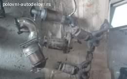 Katalizator Škoda Roomster