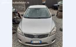 Kia Ceed 2011 Kompletan auto u delovima