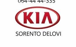 Kia Sorento Delovi