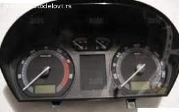Kilometarni sat Škoda Fabia 1