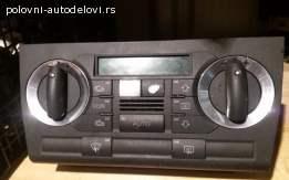 Klimatronika Audi A3