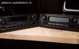 Klimatronika Škoda Roomster