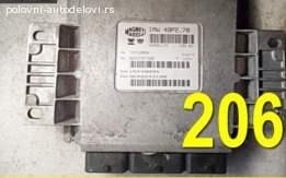 Kompjuter 206 Magneti Marelli IAW 48P2 Peugeot