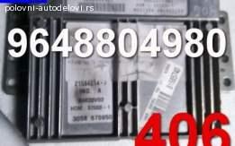 Kompjuter 406 2,0 16V 9648804980 Peugeot