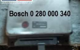Kompjuter Bosch 0 280 000 340 Peugeot
