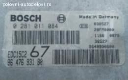 Kompjuter Bosch 0 281 011 084 Peugeot