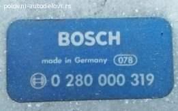 Kompjuter Peugeot 505 Bosch 0 280 000 319 Peugeot