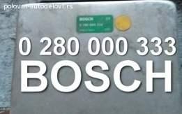 Kompjuter Peugeot Bosch 0 280 000 333