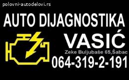 Kompjuterska Auto Dijagnostika - Auto Servis Vasić ŠABAC