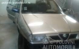 Kompletan auto u delovima,  Alfa Romeo -  33