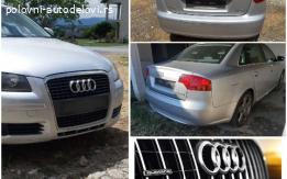 Kompletan auto u delovima Audi A4 A3 2003 do 2008