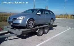 kompletan auto u delovima