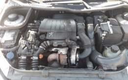 kompletan motor 1.6 hdi Peugeot Citroen 80 kw