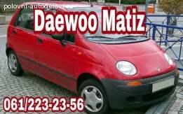Kompletan motor za Daewoo Matiz 0.8benzin
