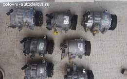 Kompresori klime za SEAT, VW i SKODU