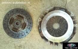 Korpa i lamela za Alfu 156 2.0 TS