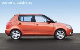 Krilo Škoda Fabia 2
