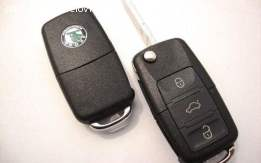 Kućište ključa Škoda Praktik