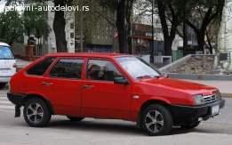 Lada Samara kompletan auto u delovima
