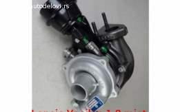 Lancia Ypsilon 1.3 mjet Turbina